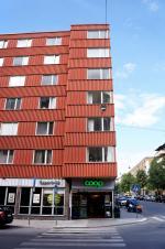 Fasad Grindsgatan